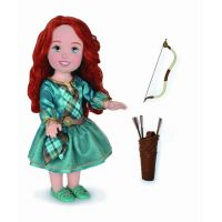 Jakks Disney Princess Rebelka Merida 36 cm V lese