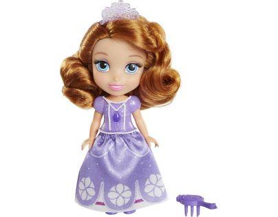 Jakks Disney Sofie První panenka 15 cm - Fialové šaty