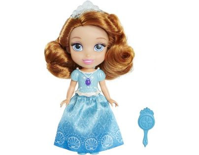 Jakks Disney Sofie První panenka 15 cm - Modré šaty