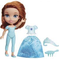 Jakks Disney Sofie První panenka 15 cm Modré šaty 2