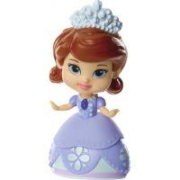 Disney Sofie První panenka Sofie fialové šaty