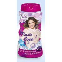 Disney Violeta Koupelový a sprchový gel 475 ml