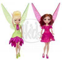 Disney Víly: 11 cm panenka a modní doplňky 2v1 - Zvonilka a Zarina 2