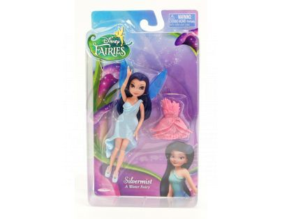 ADC Blackfire Disney Víly 11cm základní panenka s modními doplňky - Mlženka