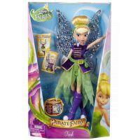 Disney Víly 22cm deluxe panenka - Zvonilka 2