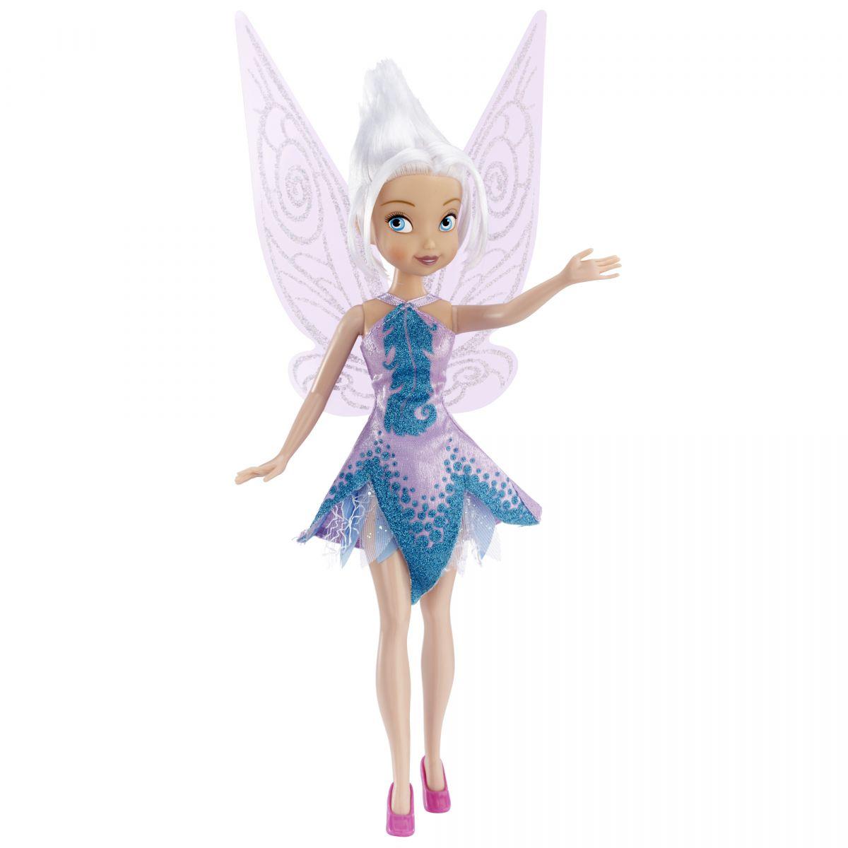 Disney Víly 22cm klasická panenka - Modrovločka