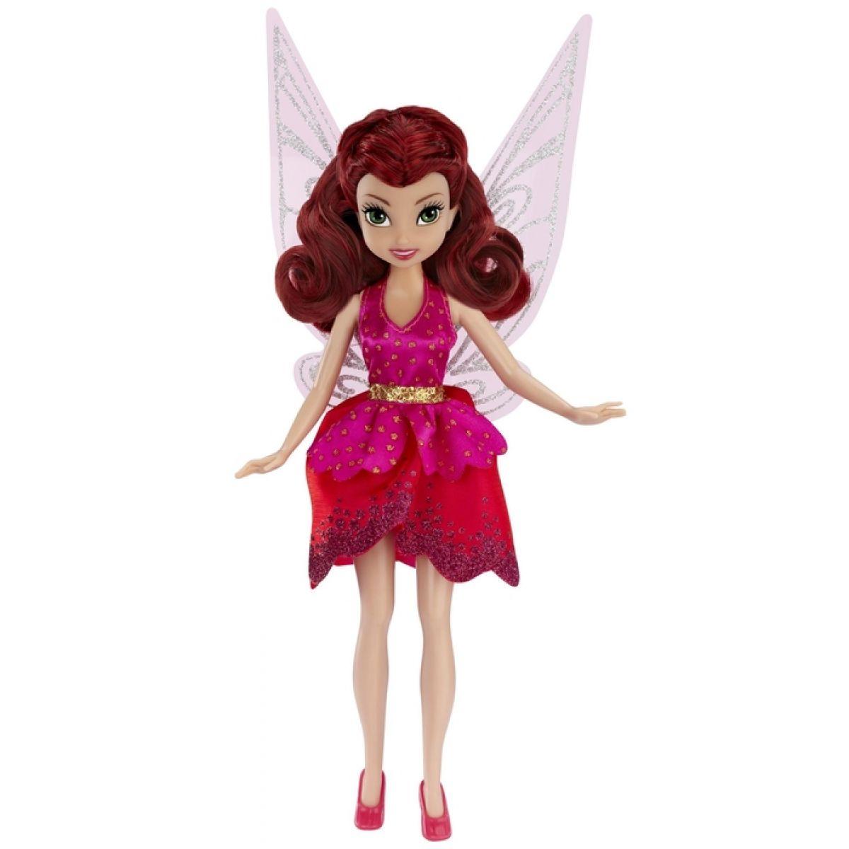Disney Víly 22cm klasická panenka - Rozeta