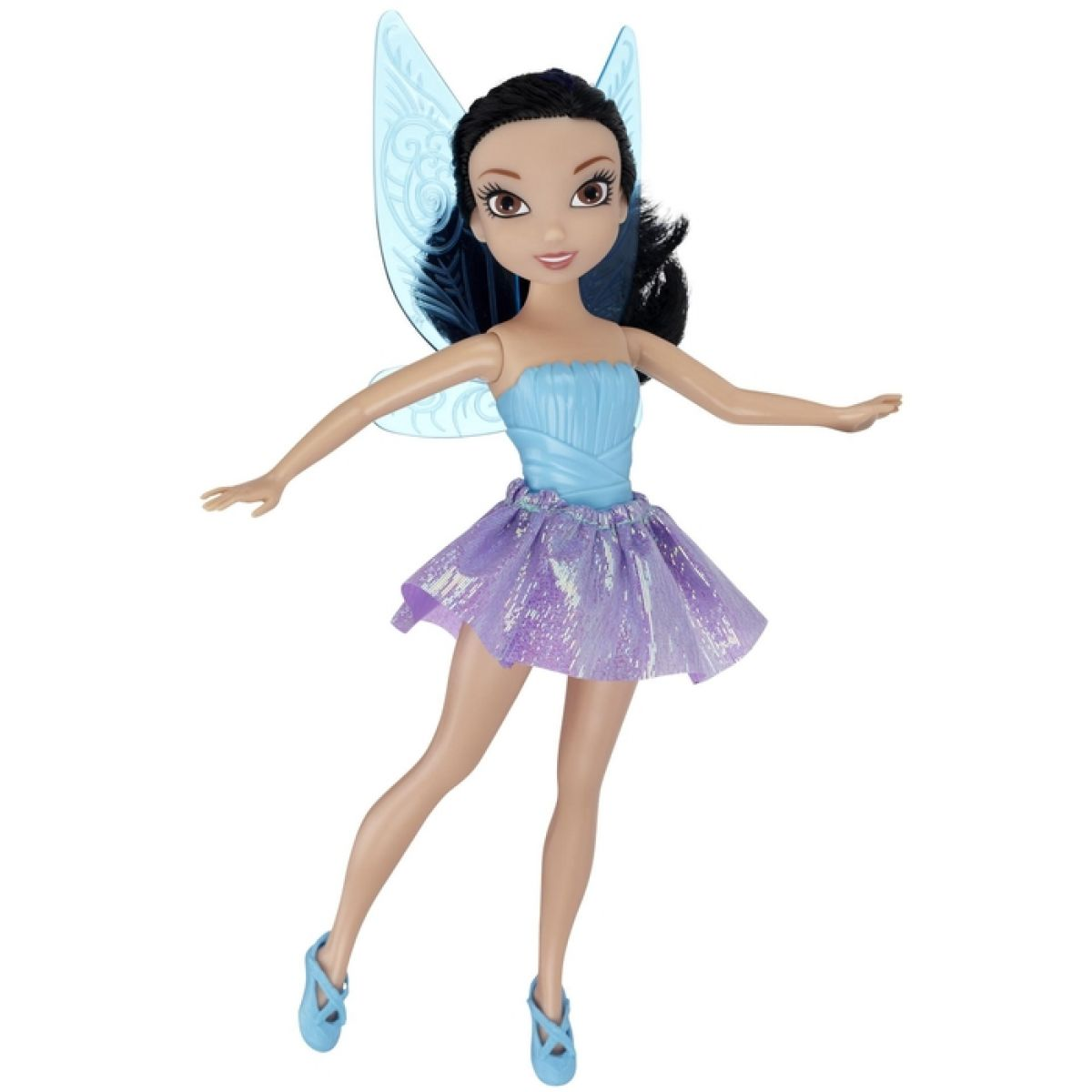 Disney Víly: 22 cm základní panenka baletka - Mlženka