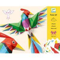 Djeco 3D dekorace Phoenix