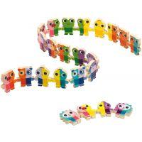 Djeco Dřevěné domino 3D