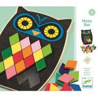 Djeco Hra Mozaika Sova