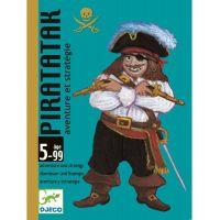 Djeco Karetní hra Útok pirátů