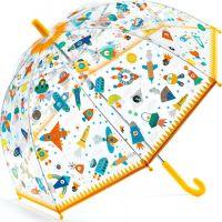 Djeco Krásný designový deštník Vesmír