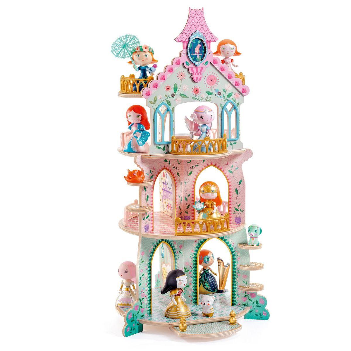 Djeco Kvetinový zámok Arty Toys