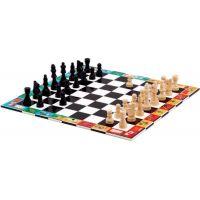 Djeco Malované šachy