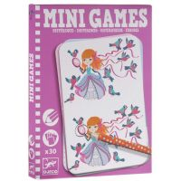Djeco Mini games Hledej rozdíly s Léou