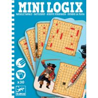 Djeco Mini Logix Bitva korábů