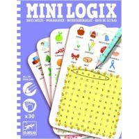 Djeco Mini Logix Učíme se anglicky