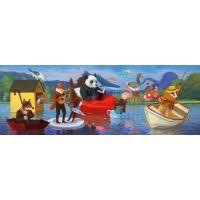 Djeco Obrazové puzzle Letní jezero