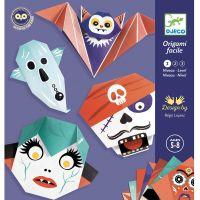 Djeco Origami Děsivá strašidla