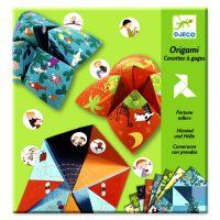 DJECO Origami Nebe peklo ráj