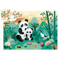 Djeco Puzzle Panda