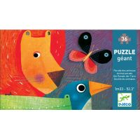 Djeco Puzzle velké Promenáda