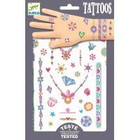 Djeco Tetování Na parádu
