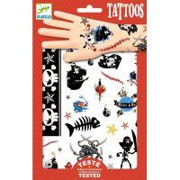 Djeco Tetování piráti