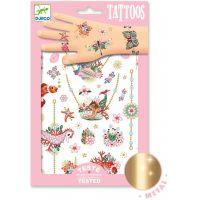 Djeco Tetování Šperky