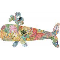 Djeco Velryba Puzzle 150 dílků