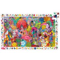 Djeco Vyhľadávací puzzle Karneval v Riu 2