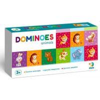 DoDo Domino zvieratka 28 dielikov