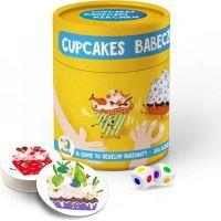 DoDo Postřehová hra Cupcakes