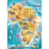 DoDo Puzzle Zvieratá Afrika 53 dielikov