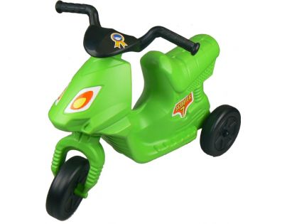 Dohány Odrážedlo Scooter 7 - Zelená