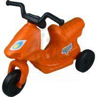 Dohány Odrážedlo Scooter 7 - Oranžová