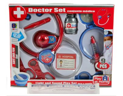 Doktorský set v krabici