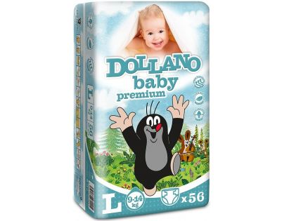Dollano Baby Premium L 56 Ks, Maxi