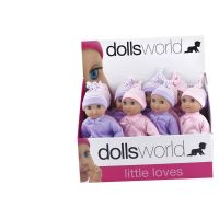 Dolls World Molly Spící panenka 25 cm
