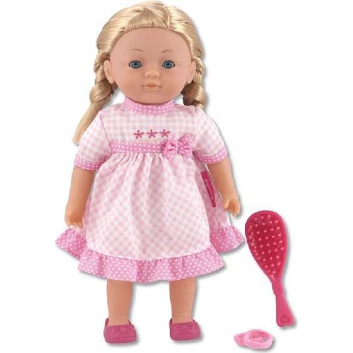 Dolls World Panenka Charlotte 36 cm soft