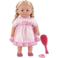 Dolls World Panenka Charlotte 36 cm soft