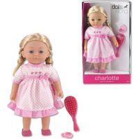 Dolls World Panenka Charlotte 36 cm soft 2