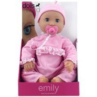 Dolls World Panenka Emily 46 cm