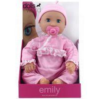 Dolls World Panenka Emily 46 cm