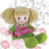 Dolls World Panenka hadrová 30 cm 2