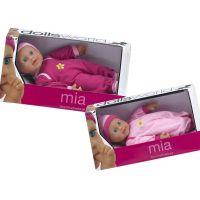 Dolls World Panenka Mia 25 cm