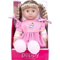 Dolls World Panenka Poppy 41 cm
