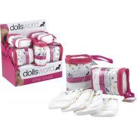 Dolls World Pleny 4ks v taštičce se zipem