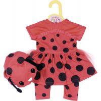 Zapf Creation Dolly Moda Oblečení Beruška 43 cm